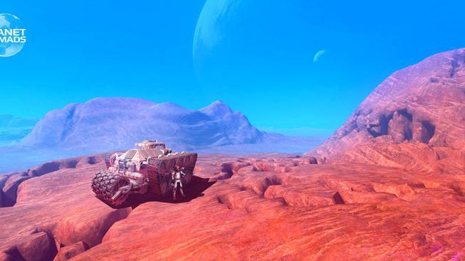 Planet Nomads – nový český projekt