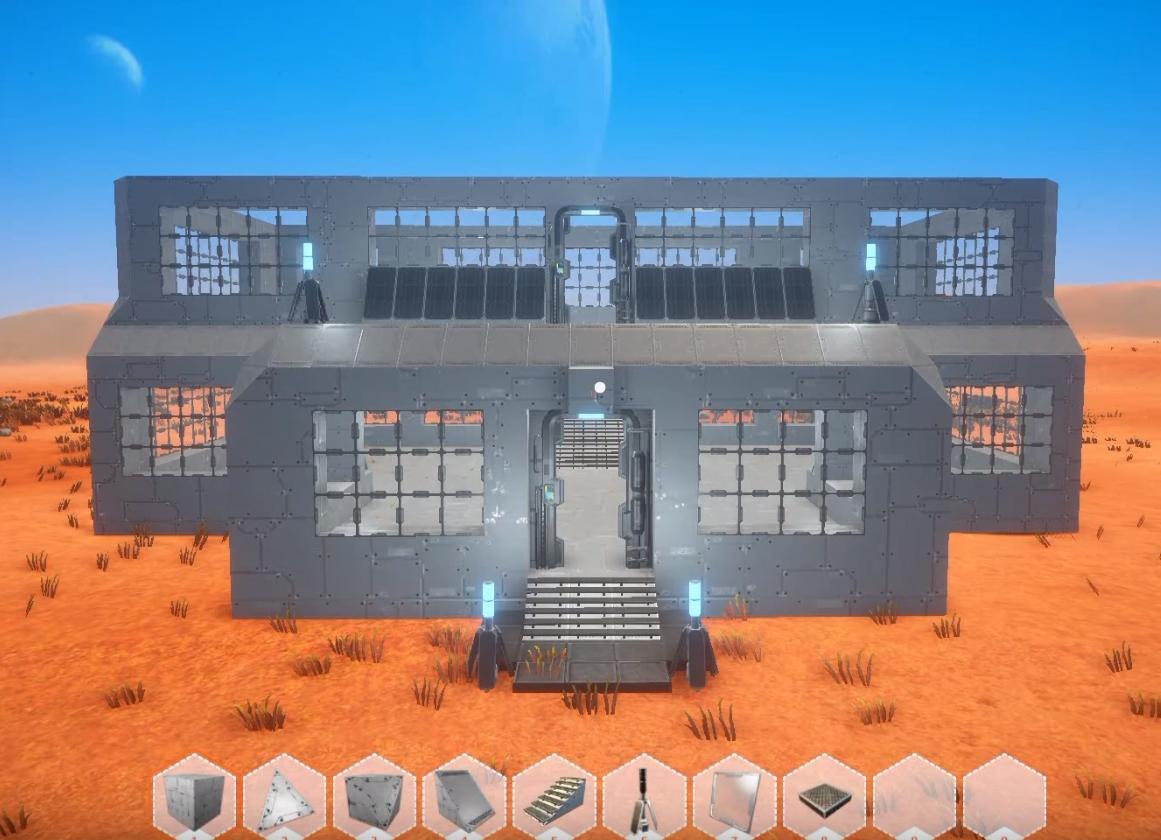 Planet Nomads – základna II