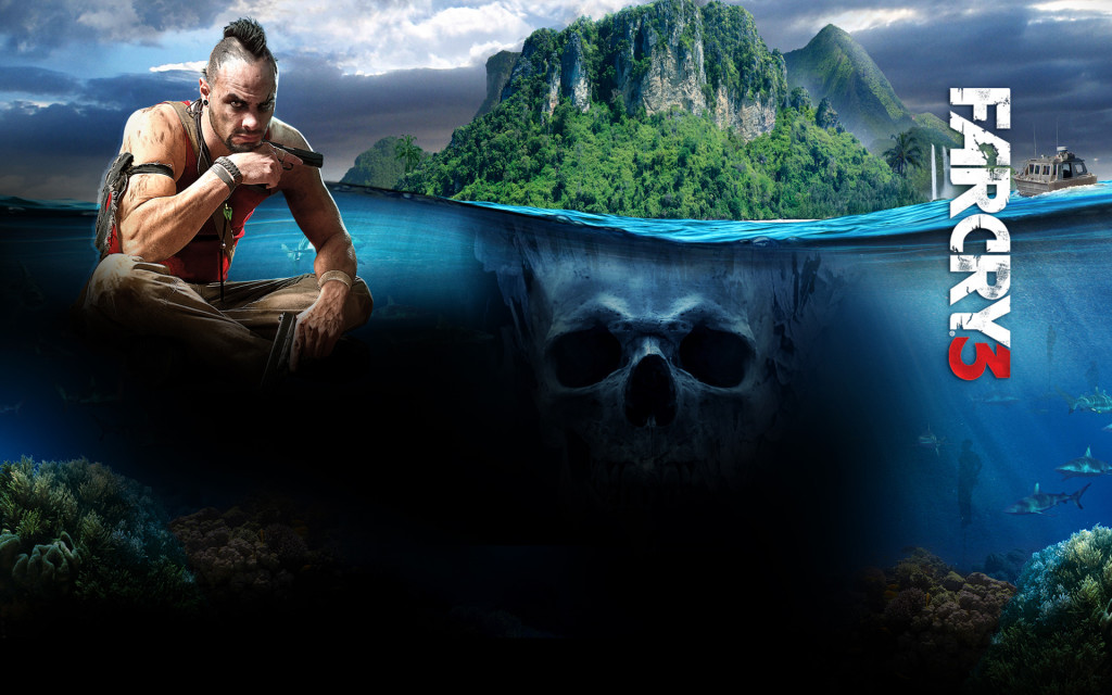Far Cry 3 Marihuanové pole a Forestův běh