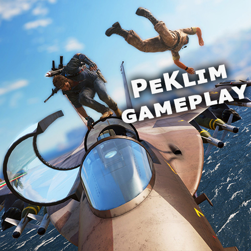 Just Cause 3 PeKlim gameplay