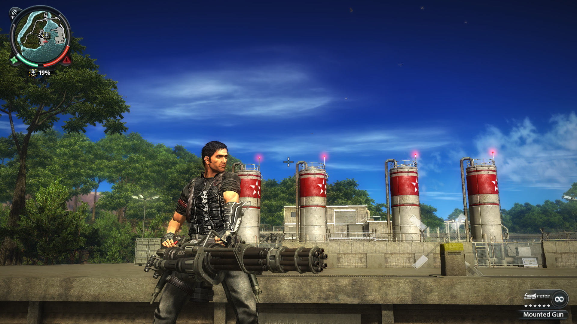 Just Cause 2 – Exploze a demolice