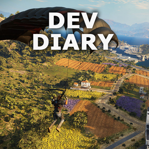 Just Cause 3 Developer Diary