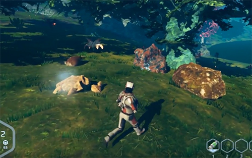 Planet Nomads early access